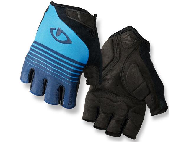 Giro Jag Handschoenen Heren, blue 6 string